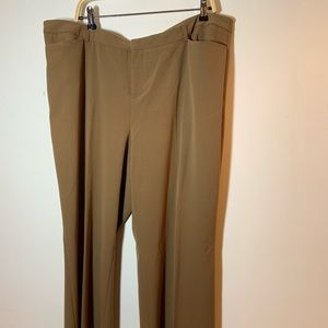 Coldwater Creek Studio Pants 20W